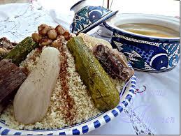 cuisine alg ienne couscous couscous sauce blanche plat traditionnel algérien