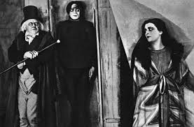 creepy old black and white films conrad veidt dr caligari and