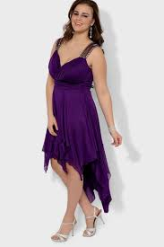 plus size purple cocktail dresses naf dresses