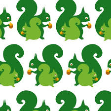 squirrel wrapping paper green squirrel wrapping paper deliciosamartha festes petites