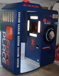 photo booth machine place coin operated photo booth machine info pictures
