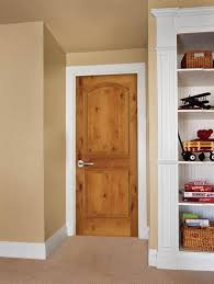 Solid Maple Interior Doors Knotty Alder Ka It Has The Strength Of Maple And The