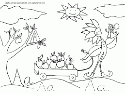 nature beauty coloring kids coloring pages 247228 nature