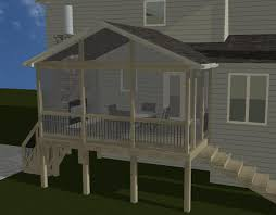 an outdoor living space patios porches sunrooms pergolas
