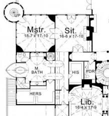 luxury master suite floor plans archival designs luxury castle house plan balmoral