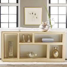 white modern horizontal bookcase furniture decor trend