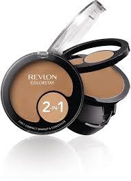 revlon colorstay 2 in 1 compact makeup u0026 concealer reviews