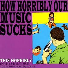 album cover parodies of black flag family man