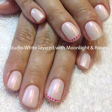 cnd creative nail design shellac power polish moonlight u0026 roses