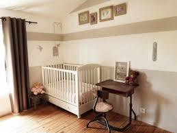 chambre bébé beige deco chambre bebe beige visuel 5