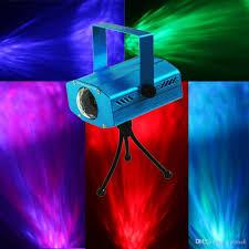 disco light led water ripples light led laser stage lighting colorful wave