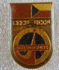 soyuz 28 patch ussr czechoslovakia soviet space programm pin badge