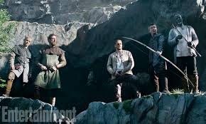 king arthur guy ritchie interview on new film