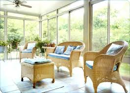 Decorated Sunrooms Small Sunroom Furniture Ideas Cushions Pictures Libraryndp Info