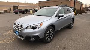 2017 subaru outback 2 5i limited interior new 2017 subaru outback suv ice silver for sale great falls mt