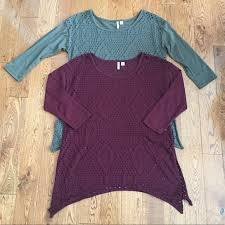green blouses 55 cato tops two cato maroon and navy green blouses from