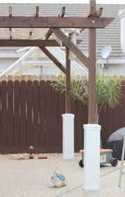 Pergola Backyard Ideas by Best 20 Free Standing Pergola Ideas On Pinterest Free Standing