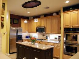Kitchen Cabinet Lights Furniture Marvelous Reface Kitchen Cabinets Light Brown Wooden