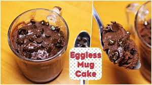 eggless chocolate mug cake recipe microwave chocolate mug cake