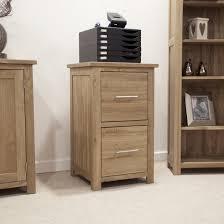 opus solid oak filing cabinet oak furniture uk