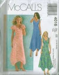 dress patterns for plus size free patterns