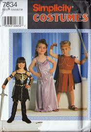 86 Children Halloween Costumes Sewing Patterns Images 25 Gladiator Costumes Ideas Roman Soldier