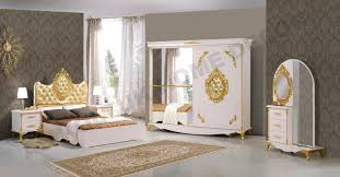 White And Gold Home Decor As Koltuk Home Decor For Sale White And Gold Classic Bedroom Set