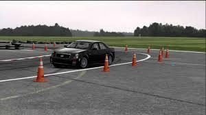 top gear cadillac cts v forza motorsport 4 top gear power laps 2004 cadillac cts v