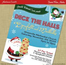 39 best christmas holiday invitation and party printables images