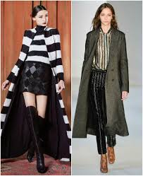 duster coats fall winter fashion trends