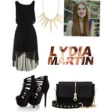 teen wolf holland roden lydia martin inspired polyvore