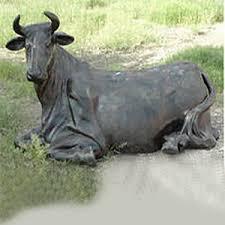bugling elk metal garden statue poor s bronze