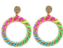 best earrings 9 best indian funky earrings jewellery for