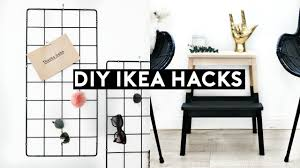 diy ikea hacks diy minimal room decor simple u0026 cheap youtube