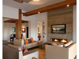 bachelor pad mid century modern furniture brown leather sofa floor