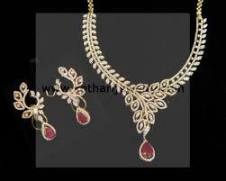 jewelry diamonds necklace images Diamond necklace bridal heavy choker diamond necklace set jpg