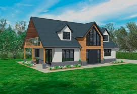 How Much To Build A Dormer Bungalow Potton Self Build Homes Beautifully Tailored Using Timber Frame