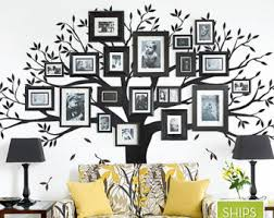 large tree decal etsy