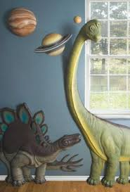 Beetling D Wall Art Transforms Kids Rooms Room Style Beetles - Kids dinosaur room