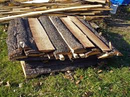 slab wood what to do about slab wood portable sawmills forestry