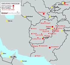 bagram air base map 21st century nationalism afghanistan a war for gas and