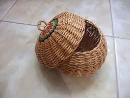 wicker baskets made in jamaica