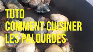 cuisiner des palourdes tuto comment cuisiner les palourdes