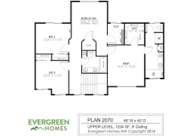 the marin new home plan vancouver wa evergreen homes