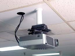 How To Hang Projector From Ceiling by Hang Projector From Drop Ceiling Lader Blog