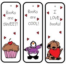102 bookmarks u003c3 images bookmarks printable
