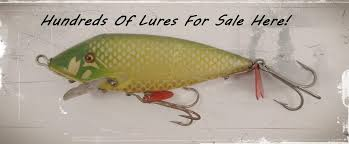 tough lures tough lures antique vintage fishing tackle for sale