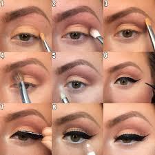 review tutorial makeup sehari hari simple tutorial natural eye makeup for daily use hair make up