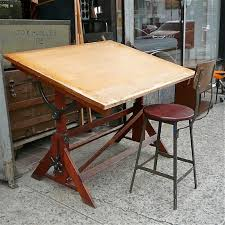 Drafting Table Wooden Wooden Drawing Table For Indoors Advice For Your Home Decoration