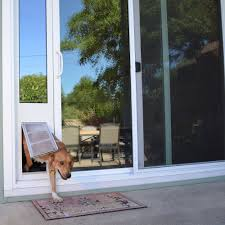 Patio Panel Pet Door by Patio Doors Patio Door Cat Doors Doggie Barn And Dogor Reviews